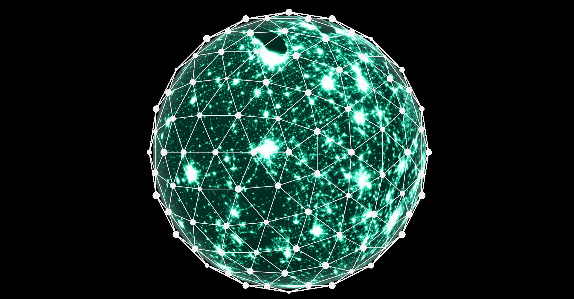 smart grid globe